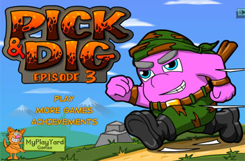 Pick & Dig 3 PC Game